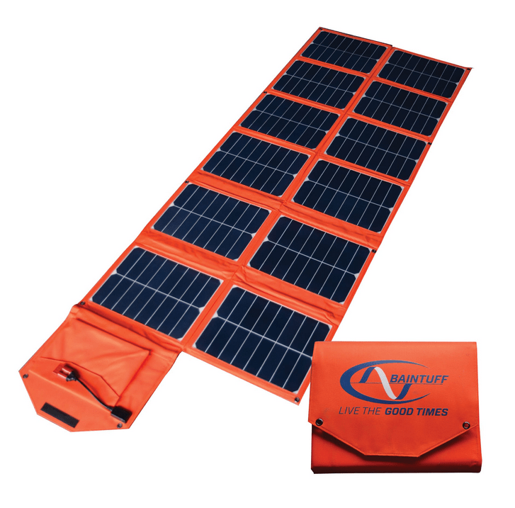 Baintech foldable solar blanket